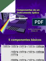 componentes-espectrometro