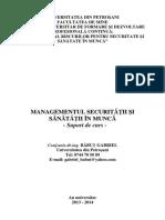 Managementul Ssm