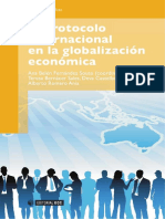 El Protocolo Internacional en La Globalizacion Economica