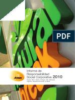 Informe Rsc 2010 Es