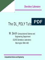 Dlpoly.tutorial