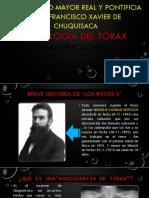 Radiologia Del Torax y Corazon