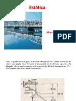 Ejercicios de Estática - Marcos y Maquinas