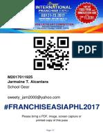 Franchise Expo Jam
