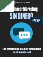 Como Hacer Marketing Sin Dinero