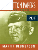 The Patton Papers - 1940 - 1945 (PDF)