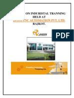 jyoticncprojectreport-120909074346-phpapp01