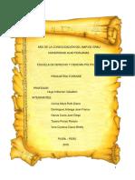 Trabajo de Medicina Forense Psiquiatria Forense (1)