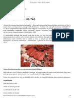 8ª Aula Prática – Carnes – BOX3 – Dietética