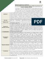 Articulo. Produccion de PHA Microbiana de Manera Sostenible