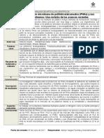 Articulo. Produccion de PHA y Sus Coopolimeros, Ultima Revision