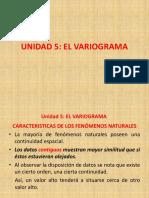 Variograma