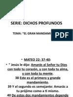 EL GRAN MANDAMIENTO.pptx