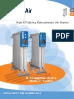 9836 2-3-12 91005 576E Adsorption Dryers Modular System