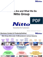 Functional Products From Nitto 4.2016