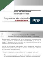 Programa Vinculacion Parental Sms Colegio Bachilleres Chihuahua