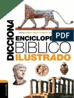 CLIE SAMPLER 32p Diccionario Bib Ilustrado F