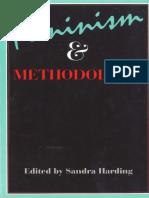 Harding Sandra Feminism and Methodology Social