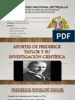 (1) La Administración Científica