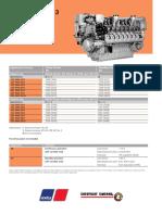 DETROIT 4000 03 DieselGenerator