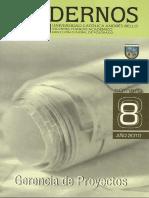 Cuaderno UCAB N08-2010 Gerencia de Proyectos