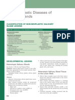 CH 19 Non-Neoplastic Diseases of Salivary Glands