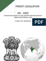Jurisprudence & Legal Theory...Lec 1