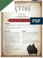 Scythe Brazilian Portuguese