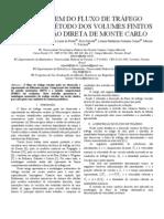 MODELAGEM DO FLUXO DE TRÁFEGO - VOLUMES FINITOS ...