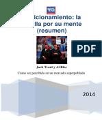 LIBRO (Resúmen) Posicionamiento, la batalla por su mente - Jack Trout y Al Ries.pdf