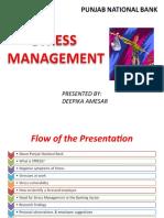 Stress Management-Deepika Amesar