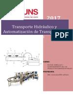 transporte hidraulico