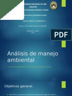 Analisis de La Ptar Ancon