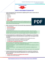 CCNA 3 (v5.0.3 + v6.0) Chapter 10 Exam Answers 2017 – 100% Full