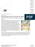 Managing With the Brain InMind
