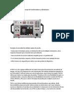 Equipo multifunción para ensayo de transformadores y subestaciones.docx