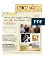 EMC/AGE Newsletter, August 2010 edition