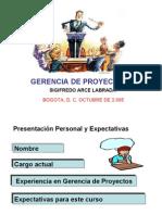 Gerencia Proyectos 01