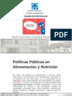 Enfermedades NutricionalesClase  PPT