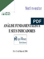 Luizguilhermedias-abamec-Analisefundamentalistaeseusindicadores