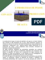 Problemas de Alta Produccion de Agua y Gas