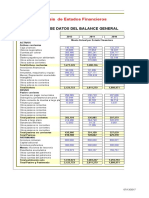 Planilla Excel Para Balance Contable