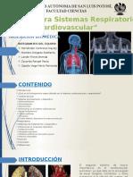 Ingeniería Del Sistemas Respiratorio y Cardiovascular