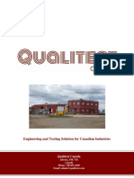 Qualitest Canada Brochure