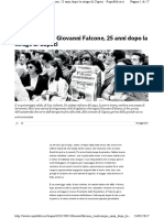 VITA MORTE FALCONE Www.repubblica.it Super8 2017-05-18 News Falcone Ventici
