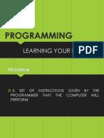 Programming Basics - C++