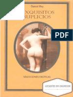 Exquisitos Suplicios - Daniel Rey