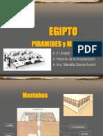Piramides y Mastabas de Egipto