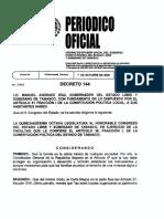 2006 - decreto 144