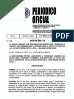 2003 - decreto 218